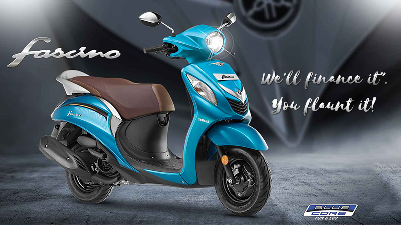 Fascino Scooter price In Bangalore