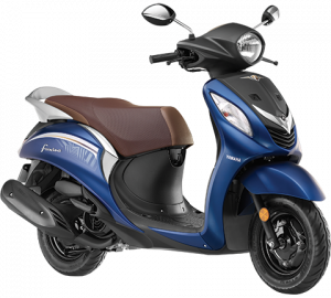 Buy yamaha fascino-blue