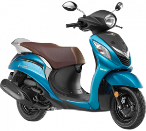 Buy yamaha fascino-cyan