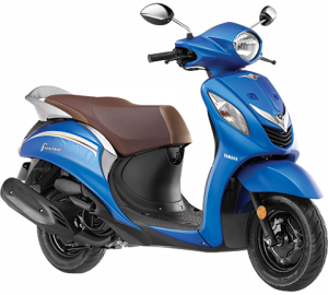 Buy yamaha fascino-dapper-blue