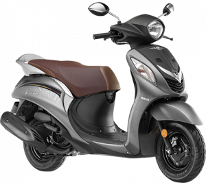 Buy yamaha fascino-silver