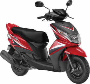 Buy yamaha rayz-regalred