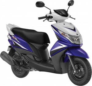 Buy yamaha rayz-trueblue