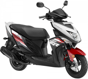 Buy yamaha rayzr-rooster-red